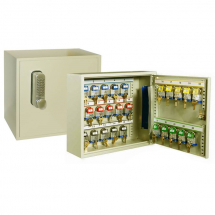 Mechanical Digital Security Cabinets for Padlocks