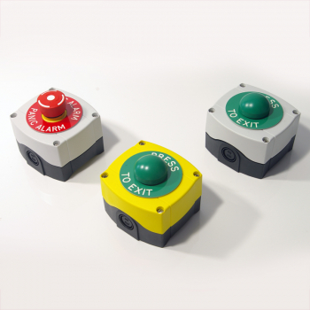 IP66 Rated Exit Buttons