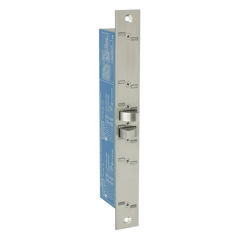 Double Action, Motor Driven Electronic Lock 12/24V DC (10,000N HF)