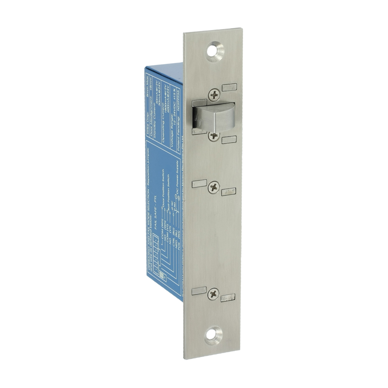 Single Action, Motor Driven Electronic Lock 12/24V DC (10,000N HF)